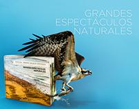 Grandes Espectáculos Naturales • Ojalá Ediciones