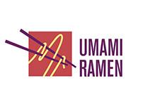 Umami Ramen Rebrand