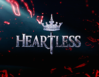 Heartless Title Design