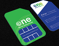 OWT :: Business Card Concepts
