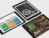 Interactive Bicycle Catalog