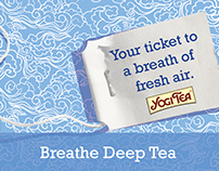 Yogi Tea Billboards