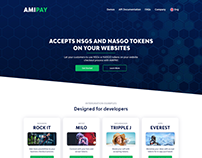 AMIPAY | Cryptocurrency API Demo