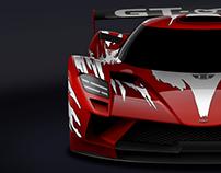 GR Toyota GT020