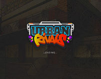 UI Game - Urban Rivals