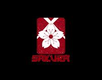 Sakura (Thirty Logos Challenge)