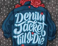 Denim Jacket Till I Die
