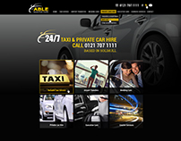 Taxi, Private cars hire website