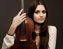 Cristina Singer & musician 2010