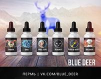 Blue Deer Vape shop