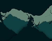 Wallpaper - Warriors