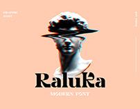 Raluka - Modern Font + Bonus