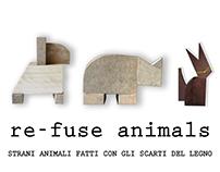 Re-fuse animals