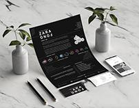 Zara Fong CV 2.0