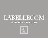 Labellecom key visual