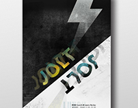 Poster Design - AIGA Events