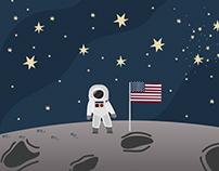 NASA Inspired Inspirational Poster Series