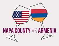 Winemaking: Napa County vs Armenia