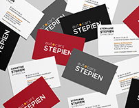 Autocars Stepien - Branding