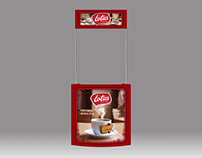 Lotus_Sampling Table Stand