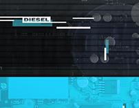 Diesel Dance Planet
