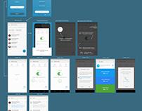 Mockups, Wireframes & workflow