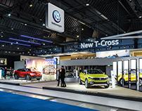 Volkswagen @ Brussels Motor Show 2019