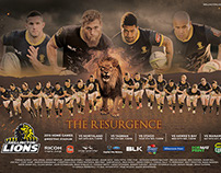 The Resurgence | Wellington Lions 2015