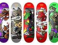 Юнион Skateboards 15'
