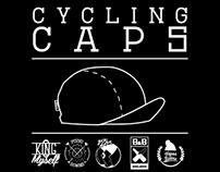 Cycling Caps | Ilustração