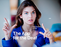 Alarm App for the Deaf