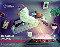 Tu casino online, donde tú quieras