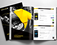 Aperçu Catalogue-produits 2017www.safety-carb.com