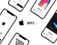iBITS - Apple Store for Bitcoin
