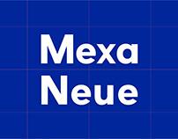 Mexa Neue Bold