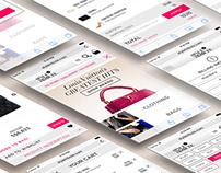 StyleTribute.com Website Design