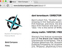 Bold Compass Films Logo