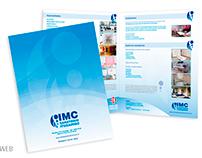 IMC Instituto Médico Central - Identidad corporativa