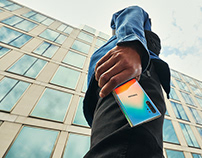 Samsung Galaxy 10 Launching Campaign