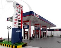 ZIC Filling Station Design