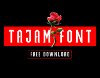 Tajam & Tatajam Font Free Download