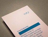 Leon Joskowitz / Business Cards