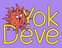 SK Yok Deve Handwritten Typeface