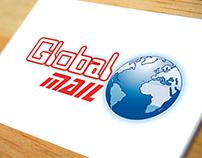 Diseño. Global Mail. Etiqueta Pre-Pago.