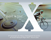 "Digipack ""Avant le Tour"""