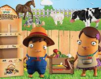 Moneygiller - Migros İyi Tarım Çiftliği