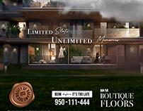 Premium Real Estate :: copywriting & graphic design