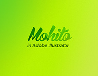 Mohito illustration