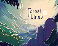 Forest Lines - Environments and Process