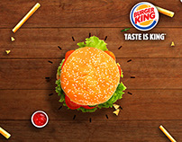 Burger King Valentine Video